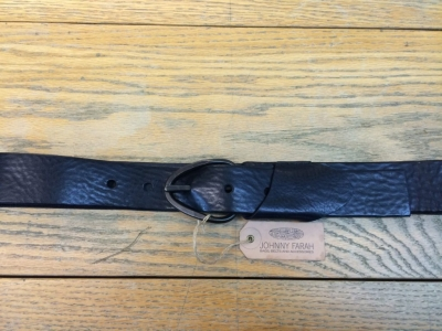 SLIDE BELT BLACK