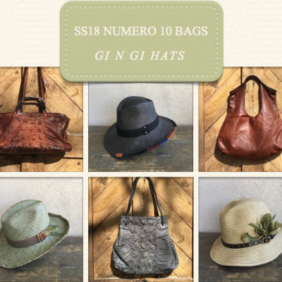 NEW SPRING BAGS & HATS