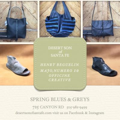 Spring Blues